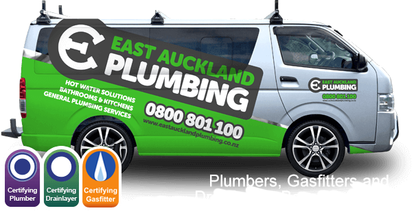 East Auckland Plumbing | Full Service Plumber & Gas Specialist